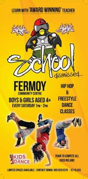 School Dismissed Hip Hop Dance Classes