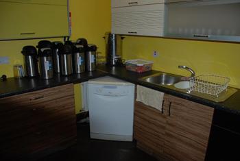 Anderson Room Kitchen Facilities
