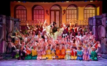 Sleeping Beauty Pantomime 2014