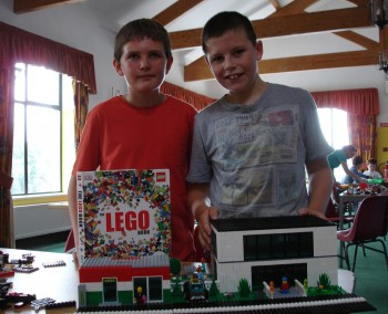 Building Bricks and Lego Club Summer Camp - Fermoy Community Youth Centre 1st August 2014 (22)