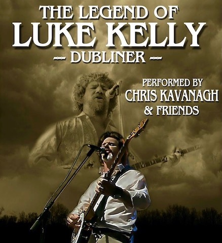 Irish Folk, The Legend of Luke Kelly