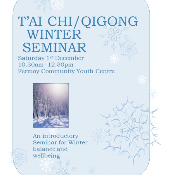 T'ai Chi – Qigong Winter Retreat