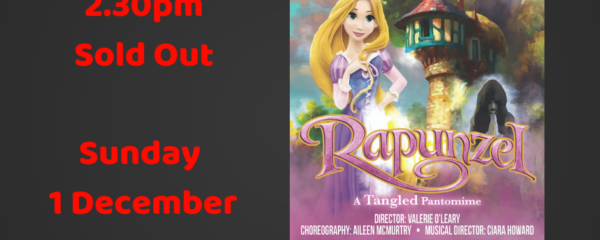Rapunzel Dates Selling Out Fast