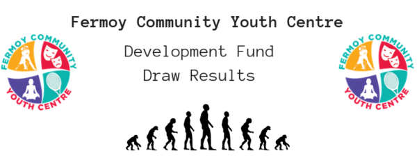 Development Fund Draw Results 13 March 19