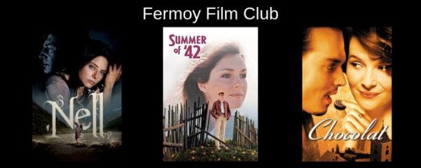 Fermoy Film Club – Upcoming Films