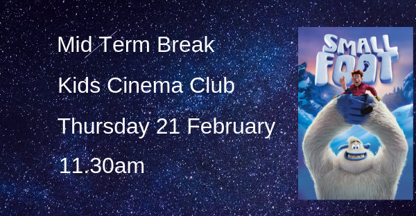 Midterm – Kids Cinema Club