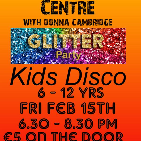 Kids Disco with Donna Cambridge
