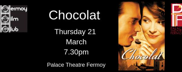 Chocolat – Fermoy Film Club