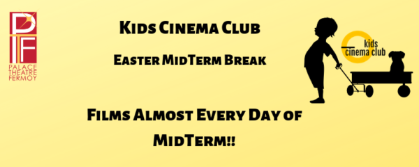 Kids Cinema Club for Midterm
