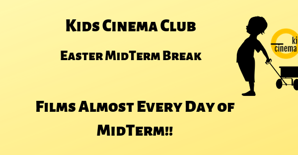 Kids Cinema Club for Midterm