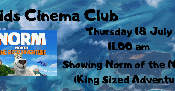 Norm of the North (King Size Adventure)