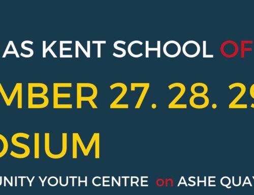 The Thomas Kent School of History Symposium