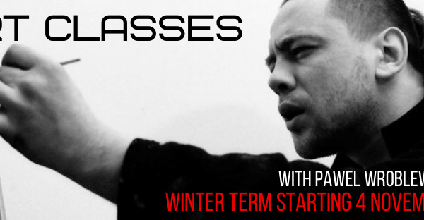 Art Classes – Winter Term