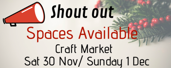 Calling All Crafters
