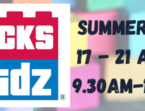Bricks 4 Kids Summer Camp