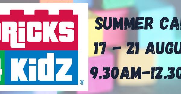 Bricks 4 Kids Summer Camp