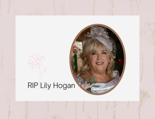 We will miss you Lily