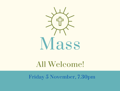Mass with Father Brian Boyle